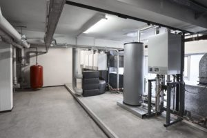 Zorginstelling Beatrix Doorn Technische Ruimte